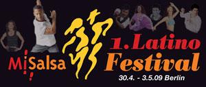 1. Mi Salsa Latinofestival Berlin