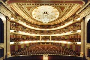 Großer Saal in der Staatsoper Berlin