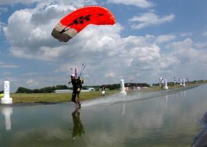 Fallschirm-Springen in Fehrbellin