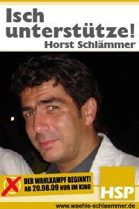 Horst Schlämmer Partei (HSP)
