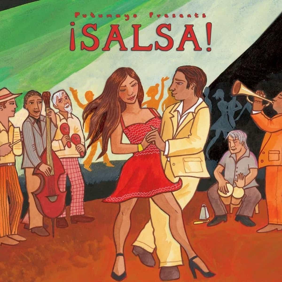Salsa-CD von Putumayo zum Tanzen und Hören