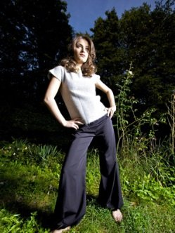 Herbstmode 2009 - weite Hosen von soara-design
