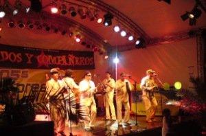 Salsa-Band Los Dos y Companeros