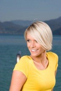 Frisurentrend 2010 - gleiche Frisur anderer Style