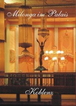 Tango-Milonga im Palais Koblenz