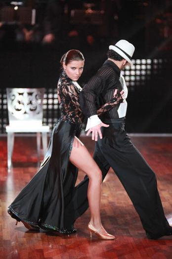 Sophia Thomalla - Lets dance 3 (c) RTL / Andreas Friese