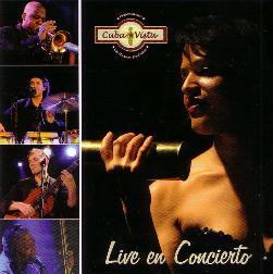 Cuba Vista - Live en Concierto