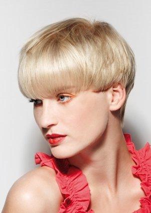 Moderne Kurze Haare 2010