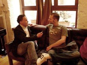 Hardy Stellke im Interview mit Sven Goldmann von Salsango