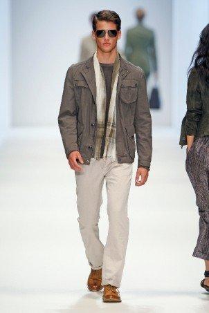 Männer-Mode 2010 von BossBlack