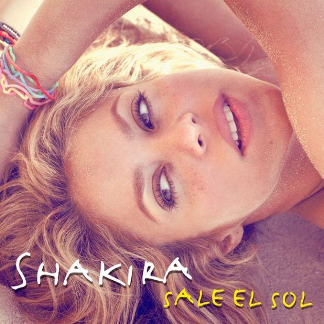 Shakira - bekannteste Künstlerin aus Kolumbien derzeit