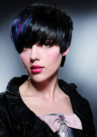 Frisuren Trends Herbst Winter 2010 2011 U2013 Weiter Kurz, Lang, Lockig Plus  Rocku0027nu0027Roll
