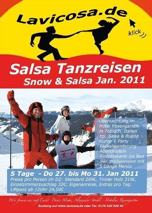 Salsa-Reise Snow-und-Salsa 2011