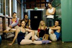 Dance Academy - 2. Staffel beginnt - hier Hauptdarsteller - Foto: ZDF und Ian Barry; Werner Film Productions