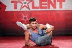Marc Eggers - Tänzer aus Hamburg - Foto: (c) RTL / Stefan Gregorowius
