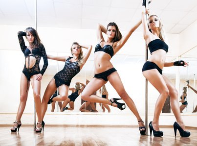Polefitness - ein spezielles Poledance Fitness-Workout