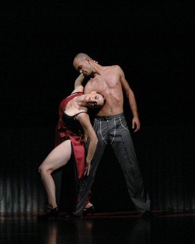 Tango am Volkstheater Rostock