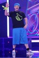 Tobias Kramer - der gehörlose Tänzer beim Supertalent 2010 - Foto:(c) RTL- Stefan Gregorowius