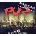 neue Pur-CD Live - die Dritte - akustisch