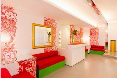 wax in the city studio. Black Bedroom Furniture Sets. Home Design Ideas