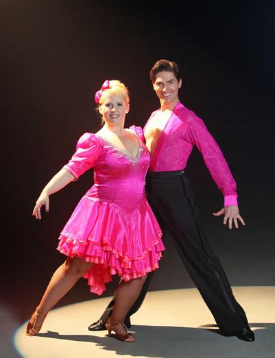 Maite Kelly LetS Dance