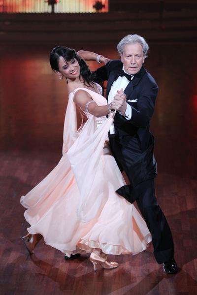 Nina Uszkureit und Bernd Herzsprung bei Lets dance 2011 - Foto: (c) RTL / Stefan Gregorowius