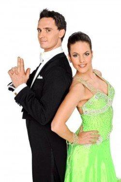 Roswitha Wieland und James Cottriall Dancings Stars 2011 - Foto: ORF/Ali Schafler