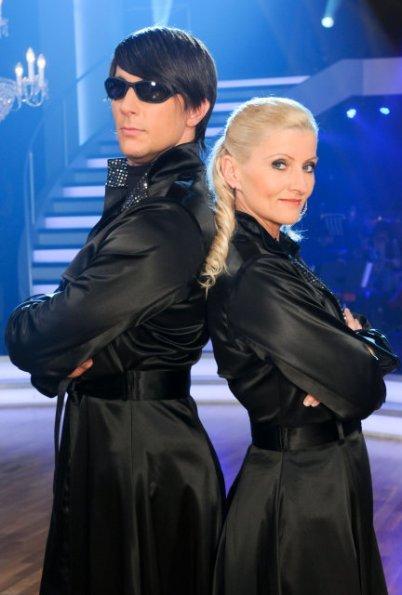 Astrid Wirtenberger und Balazs Ekker bei den Dancing Stars 2011 - Foto: ORF/Ali Schafler
