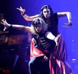 Dancing Stars 2011 - Mirna Jukic mit Gerhard Egger - Foto: Foto: ORF/Ali Schafler