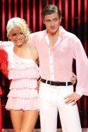 Helena Kaschurow und Jörn Schlönvoigt raus bei Lets dance 2011 - Foto: (c) RTL / Stefan Gregorowius