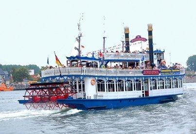 Salsa-Boote und Salsa-Schiffe erfreuen sich immer größerer Beliebtheit