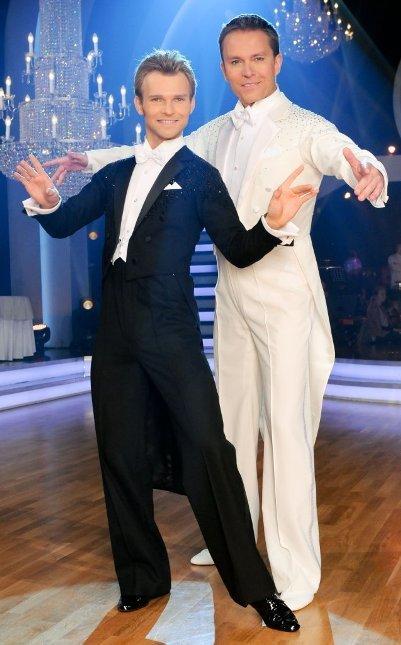 Alfons Haider und Vadim Garbuzow beiden Dancing Stars 2011 - Foto: ORF/Ali Schaffler