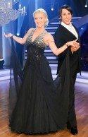 Astrid Wirtenberger und Balazs Ekker bei Dancing Stars 2011 - Foto: ORF/Ali Schafler