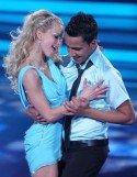 Checker Thomas Karaoglan mit Sarah Latton im Lets dance 2011 Viertelfinale - (c) RTL / Stefan Gregorowius