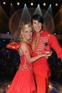 Dancing Stars 2011 - Astrid Wirtenberger und Balazs Ekker - Foto: ORF / Ali Schafler
