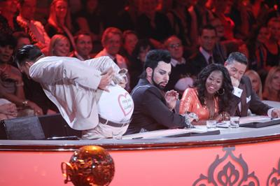 Jury Bei LetS Dance