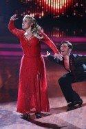 Maite Kelly und Christina Polanc bei Let's dance 2011 Viertelfinale Foto: (c) RTL / Stefan Gregorowius
