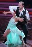 Moritz A Sachs zeigt Emotionen beim Lets dance 2011 Finale - Foto: (c) RTL / Stefan Gregorowius