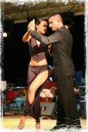 Mauro Zompa - Sara Masi aus Italien zur Tango-WM 2011