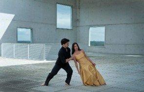 Film Pina für Oscar vorgeschlagen - hier Damiano Ottavio Bigi und Silvia Farias Heredia