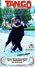 Neue Tango-Kurse in Weimar im September 2011