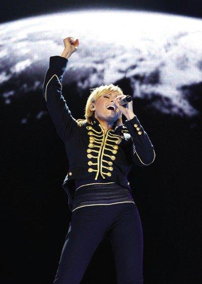 Helene Fischer Konzert Tour 2014 Zu Farbenspiel