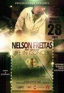 Nelson Freitas zum Konzert in Zürich
