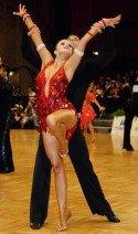 Sarah Latton und Stefan Erdmann vertreten Deutschland zur Tanz-EM in Leipzig