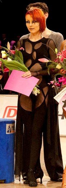 Arsen Agamalyan - Oxana Vasilieva zur Tanz-EM 2011 in Leipzig - Arsen ist leider verdeckt