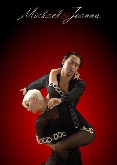 Michael Malitowski - Joanna Leunis z.Z. in Europa das Maß bei den Profi-Latein-Tänzern
