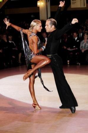 Riccardo Cocchi - Yulia Zagoruychenko: Die amtierenden Weltmeister Latein der Professionals