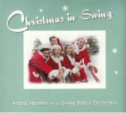 christmas swing evergreen weihnachts cd s von andrej. Black Bedroom Furniture Sets. Home Design Ideas