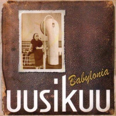 Finnischer Tango - CD Babylonia von Uusikuu