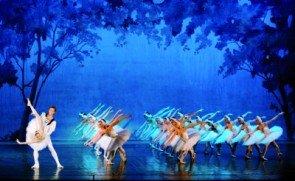 Schwanensee mit dem Bolschoi Ballett auf Deutschland-Tour 2012-2013
